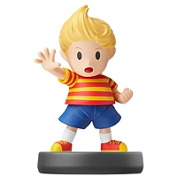 amiibo Super Smash Bros: 053 Lucas