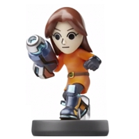 amiibo Super Smash Bros: 050 Mii Gunner