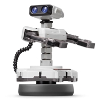 amiibo Super Smash Bros: 046 R.O.B.