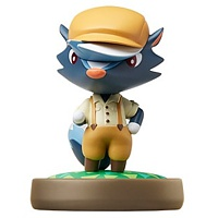 amiibo Animal Crossing: Schubert