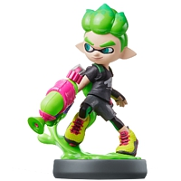 amiibo Splatoon: Inkling-Boy (Version 2017)