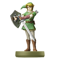 amiibo Zelda: Link (Twilight Princess)