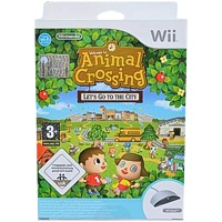 Animal Crossing + Wii Speak