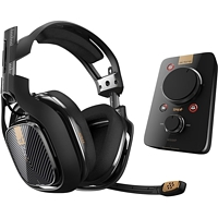 Headset Astro Gaming A40 TR Headset inkl. Mix Amp, schwarz (Playstation 4)
