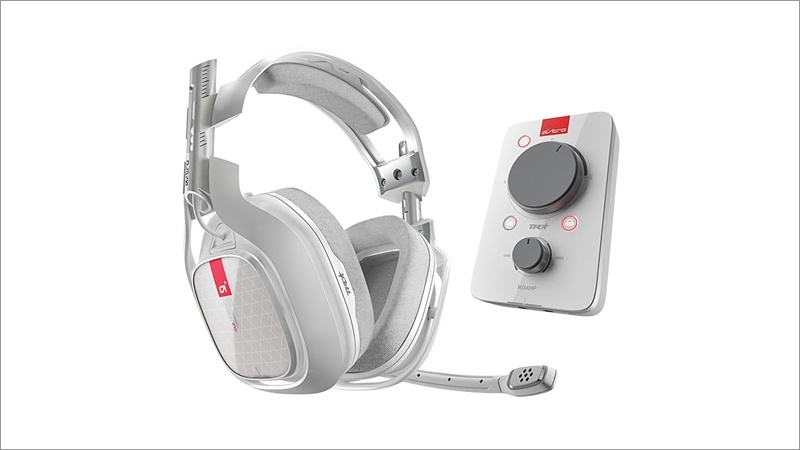 Headset Astro Gaming A40 TR inkl. MixAmp, weiss (Xbox One)