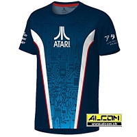 T-Shirt: Atari eSport Gear - Circuit