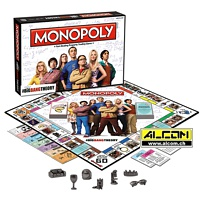 Brettspiel: Monopoly - The Big Bang Theory