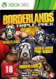 Borderlands Triple Pack (Xbox 360)