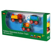 BRIO Railway: Battery Operated Action Train