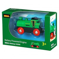BRIO Railway: Battery Powered Engine