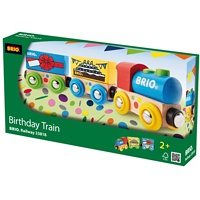 BRIO Railway: Birthday Train