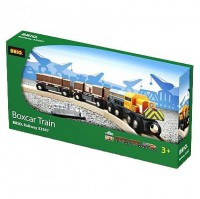 BRIO Railway: Boxcar Train