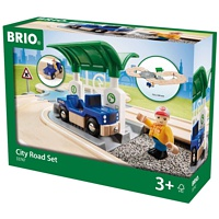 BRIO Railway: City Road Set