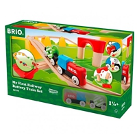 BRIO Railway: Battery Train Set