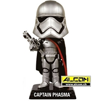 Wackelkopf: Star Wars Episode 7 - Captain Phasma (15 cm)