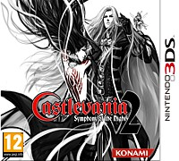 Castlevania: Symphony of the Night 2 (Nintendo 3DS)