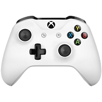 Controller wireless, weiss (Xbox One)