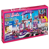 Barbie: Mega Bloks - Build'n Play Rockstar Stage