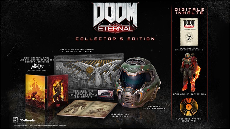 Doom Eternal - Collectors Edition (Xbox One)