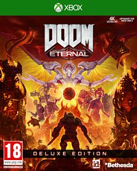 Doom Eternal - Deluxe Edition (Xbox One)