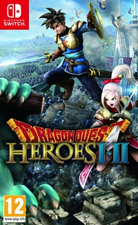 Dragon Quest Heroes 1-2 (Switch)
