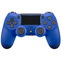 Controller Dual Shock 4, blau V2 (Playstation 4)