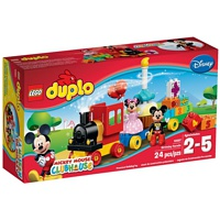LEGO DUPLO: Disney Mickey & Minnie Geburtstagsparty (10597)