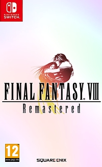 Final Fantasy 8 Remastered (Switch)