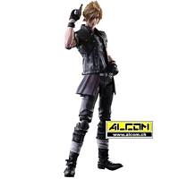 Figur: Final Fantasy 15 - Prompto (28 cm) - Play Arts Kai