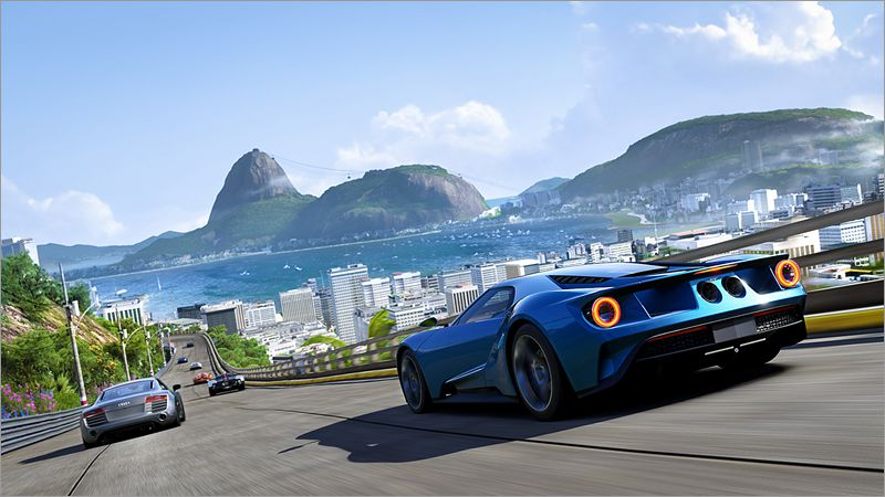 Forza Motorsport 6 - 10 Year Anniversary Edition (Xbox One)