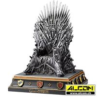 Buchstütze: Game of Thrones - Eiserner Thron (19 cm)