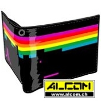 Geldbeutel: Atari Colors