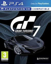 Gran Turismo 7 (Playstation 4)