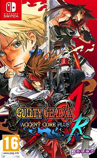 Guilty Gear XX Accent Core Plus R (Switch)