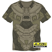 T-Shirt: Halo 5 - Master Chief Cosplay
