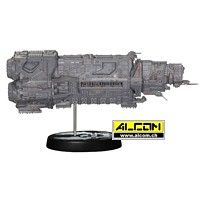 Halo-Replik: UNSC Pillar of Autumn (20 cm)