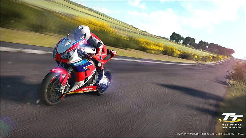 TT Isle of Man: Ride on the Edge (PC-Spiel)