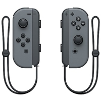 Controller Switch Joy-Con, 2er Set Grau (Switch)