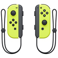 Controller Switch Joy-Con, 2er Set Gelb (Switch)