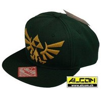 Cap: The Legend of Zelda, Embroided Gold Logo