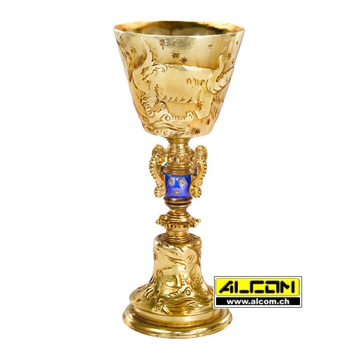 Kelch: Harry Potter - The Dumbledore Cup (27 cm)