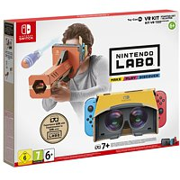 Nintendo Labo: Toy-Con 04 VR Kit - Starter Set (VR Brille + Blaster) (Switch)