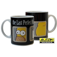Tasse: Die Simpsons - The Last Perfect Man