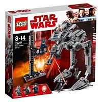 LEGO Star Wars: First Order AT-ST (75201)