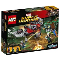 LEGO Super Heroes: Ravager-Attacke (76079)