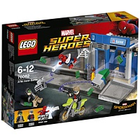LEGO Super Heroes: Action am Geldautomaten (76082)