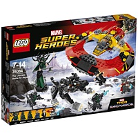 LEGO Super Heroes: Das ultimative Kräftemessen um Asgard (76084)