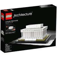 LEGO Architecture: Lincoln Memorial (21022)