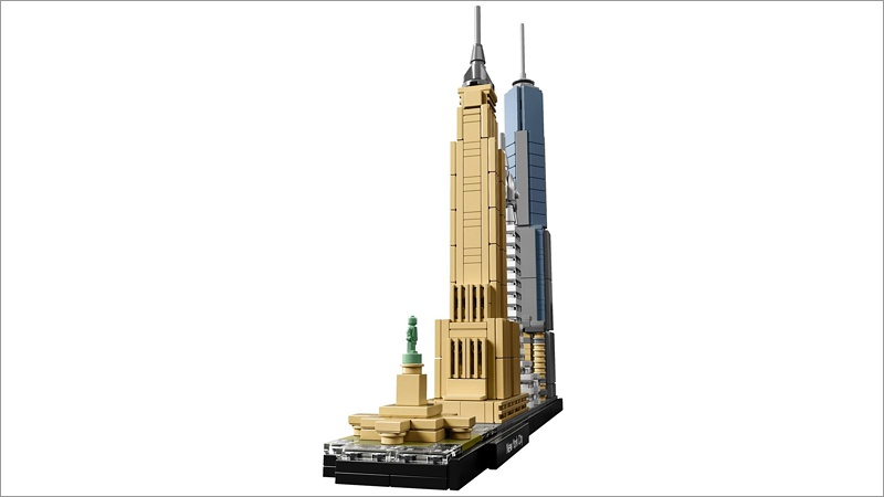 LEGO Architecture: New York City (21028)