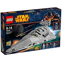 LEGO Star Wars: Imperial Star Destroyer (75055)
